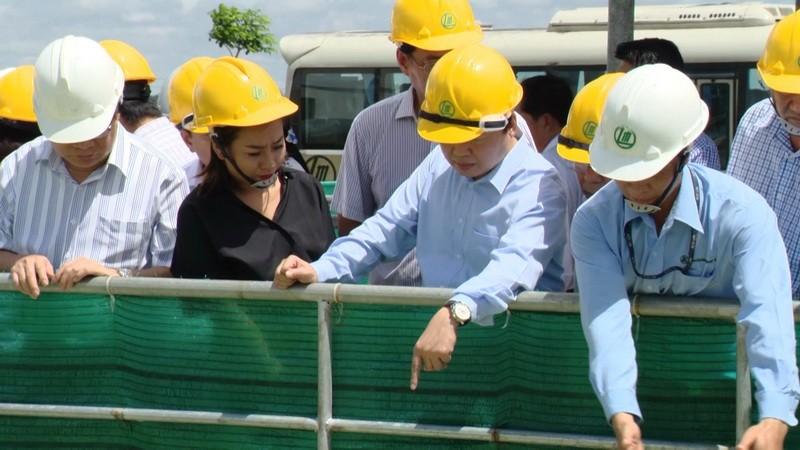 Nhà máy giấy Lee&Man phải cam kết đảm bảo môi trường  - ảnh 1