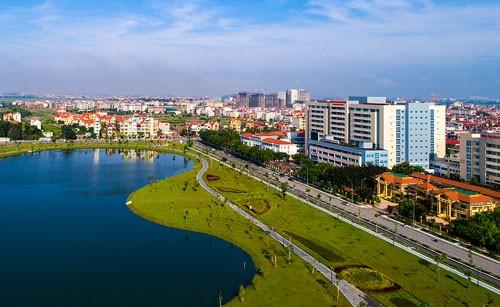 TP Bắc Ninh là đô thị loại I - ảnh 1