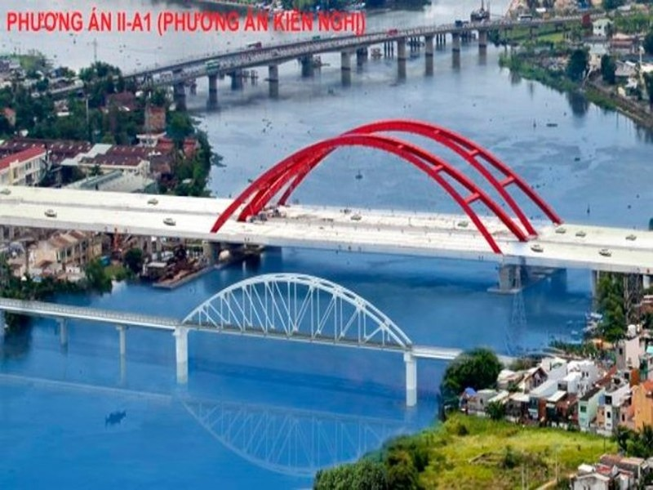 Tháng 9, cầu đường sắt Bình Lợi mới hoàn thành - ảnh 1