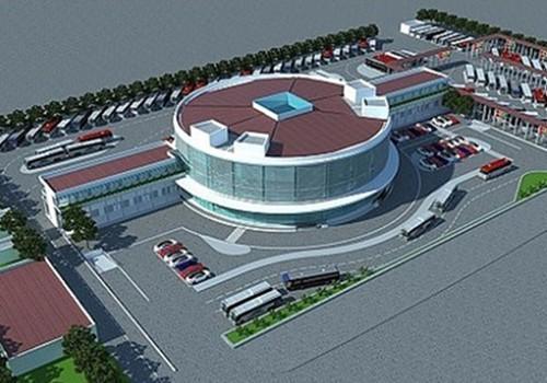 Hà Nội xây bến xe hiện đại nhất nước - ảnh 1