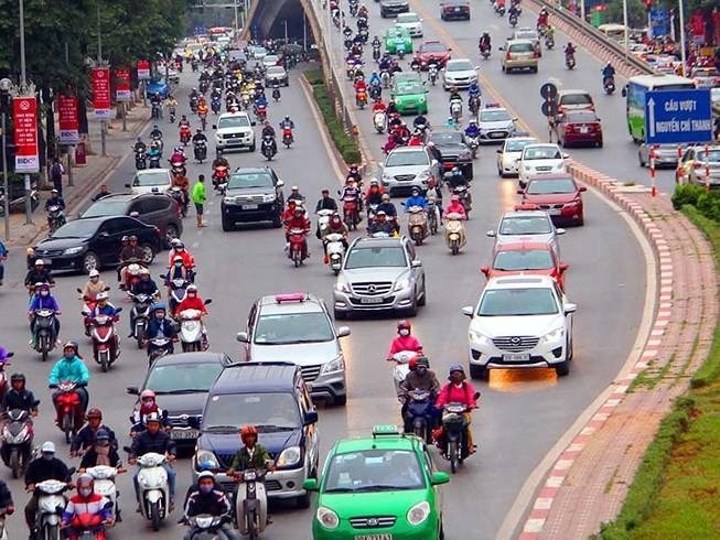 Phân vùng hoạt động, màu sơn cho taxi Hà Nội? - ảnh 1