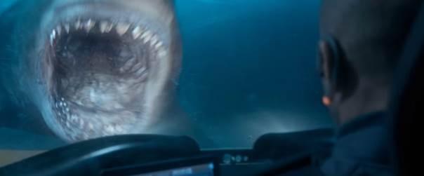 Jason Statham trở lại trong The Meg, đối mặt quái thú khổng lồ - ảnh 4