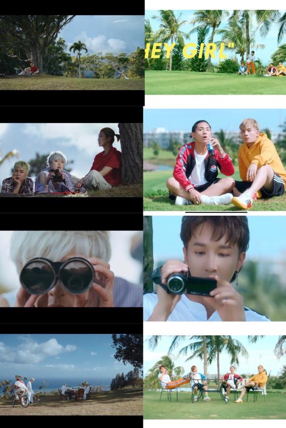 Monstar bị truyền thông K-pop tố đạo nhạc trong MV mới - ảnh 2