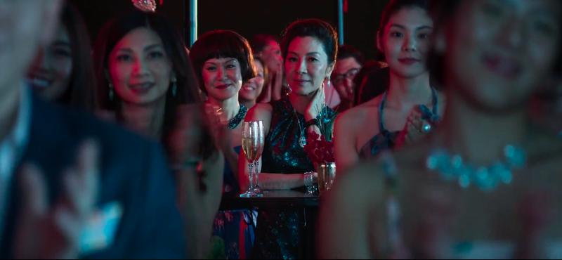 Crazy rich asians: Lóa mắt trước cuộc sống hội siêu giàu - ảnh 7