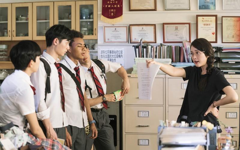 Chân Tử Đan hóa thân thành thầy giáo hổ báo trong 'Big brother - ảnh 3