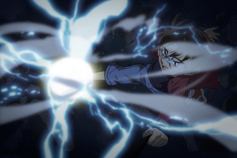 Conan gục ngã bởi gián điệp 'ba mang' trong kẻ hành pháp Zero - ảnh 5