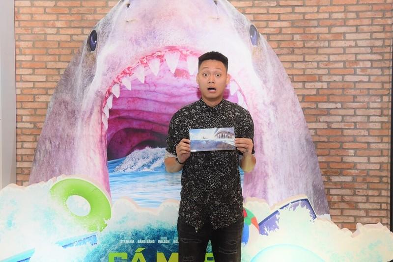 Dàn sao Việt đối đầu Cá mập siêu bạo chúa - The Meg - ảnh 5