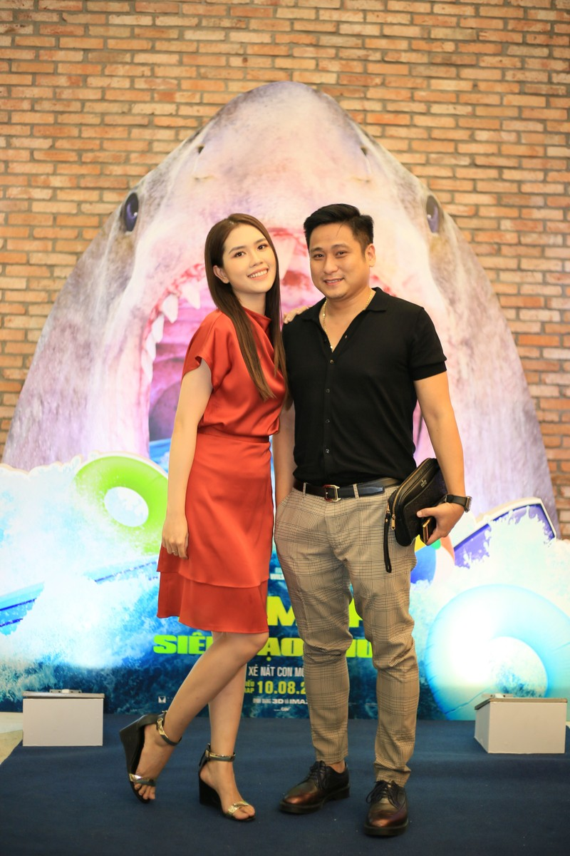Dàn sao Việt đối đầu Cá mập siêu bạo chúa - The Meg - ảnh 6