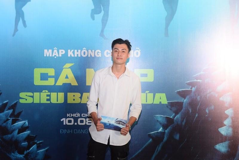 Dàn sao Việt đối đầu Cá mập siêu bạo chúa - The Meg - ảnh 7