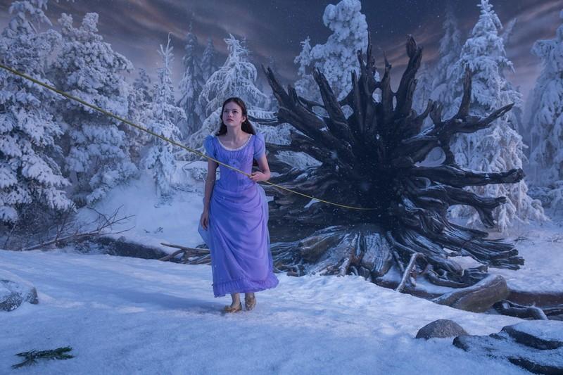 Disney tung trailer mới: Chuyến phiêu lưu kỳ ảo của Clara  - ảnh 3