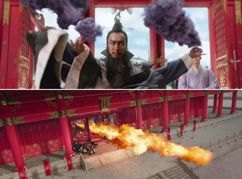 'Địch Nhân Kiệt 3': Bữa tiệc thị giác của điện ảnh Hoa ngữ - ảnh 3