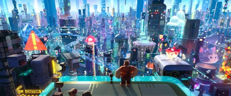 Wreck it ralph 2: Phá đảo thế giới ảo tại các phòng vé  - ảnh 1