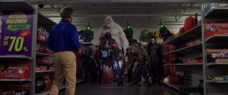 Binh đoàn ma quỷ nhuộm đen đêm Halloween trong Goosebumps 2 - ảnh 6