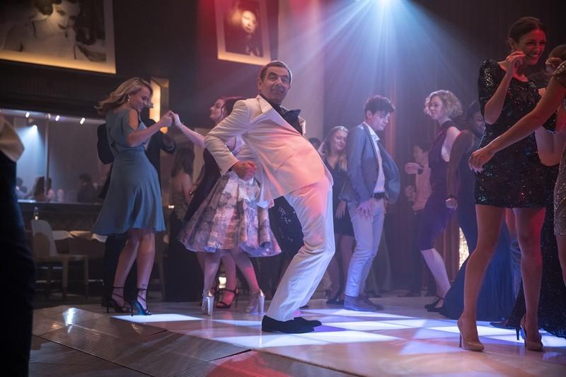 Mr. Bean trỗi dậy mạnh mẽ trong siêu phẩm 'Johnny English' - ảnh 3