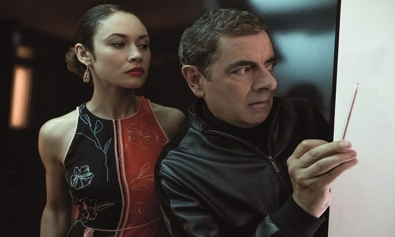 Trailer mới hé lộ chi tiết éo le về chàng điệp viên Mr.Bean - ảnh 3