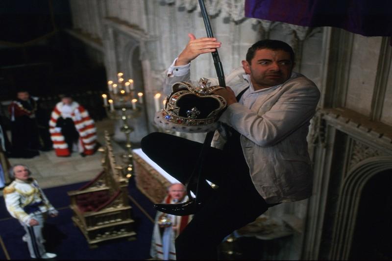 Nhìn lại phân cảnh thú vị trong phần trước của Johnny English - ảnh 5
