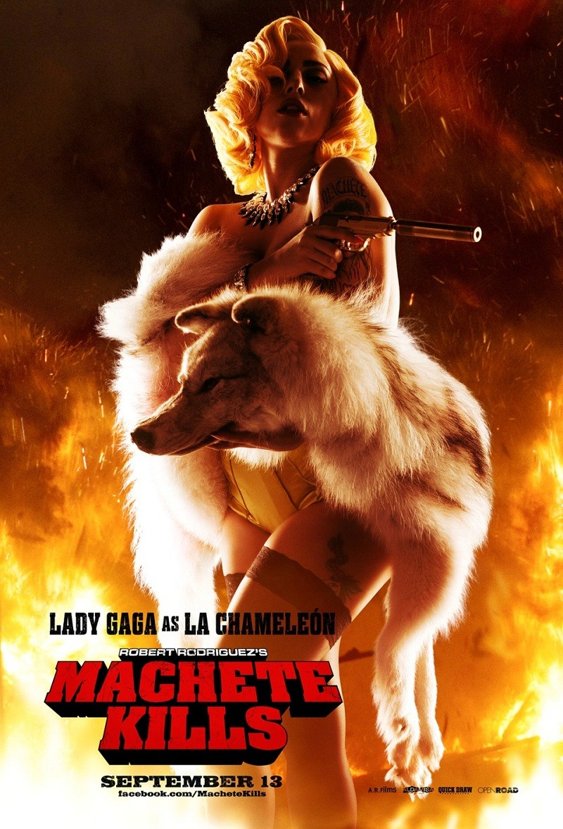 Cùng điểm lại sự nghiệp diễn xuất đầy thăng hoa của Lady Gaga - ảnh 1