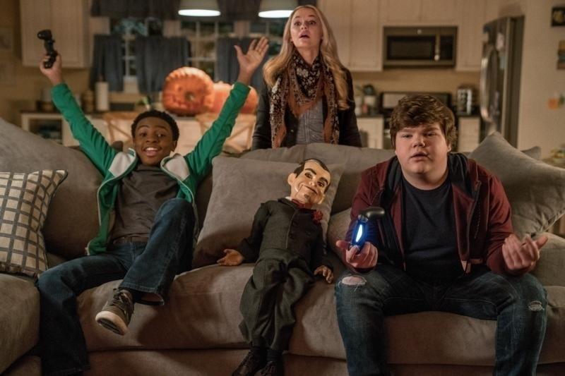 Tác giả phim kinh dị 'IT' mang siêu phẩm đến mùa Halloween này - ảnh 4