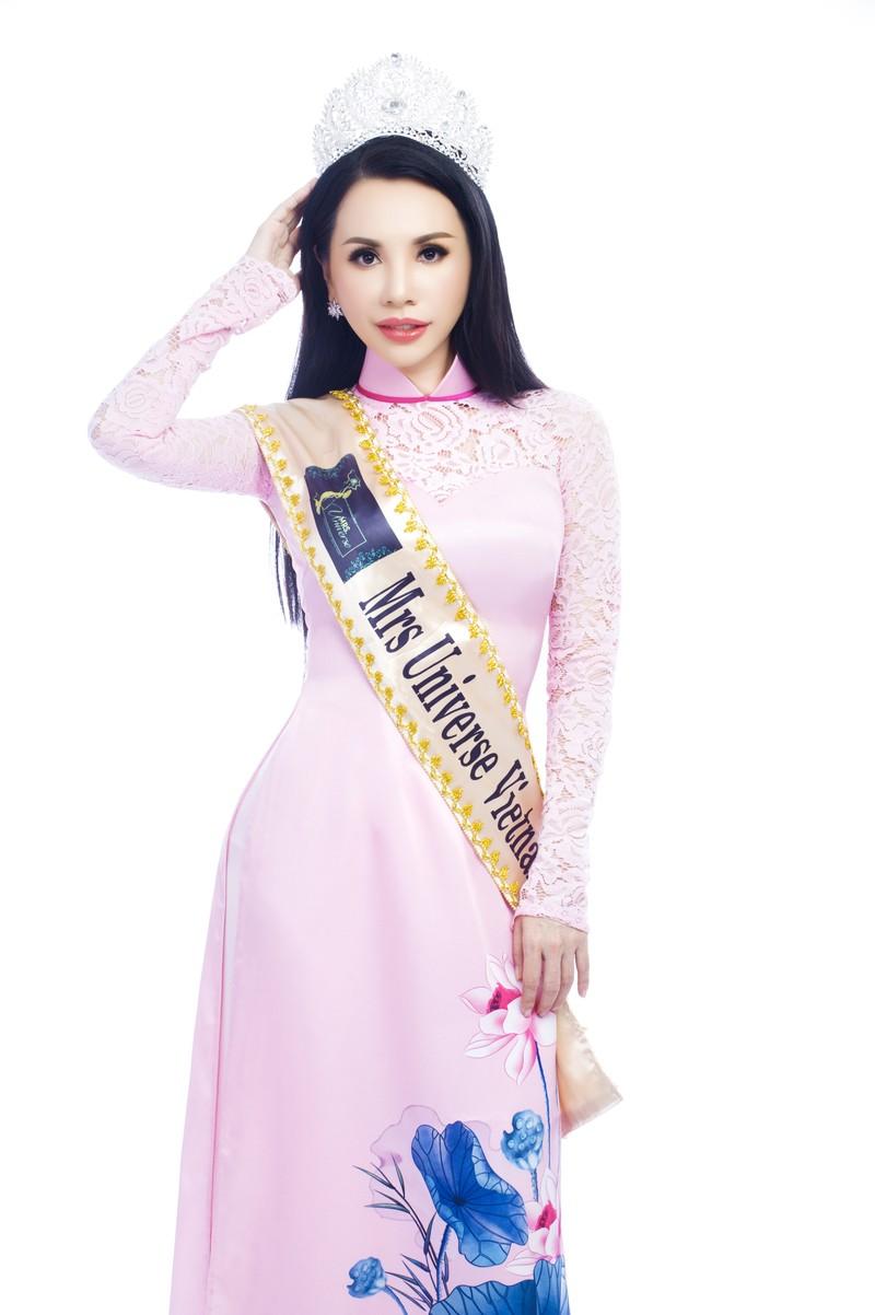 Quý bà hoàn vũ thế giới 2018 có đại diện đến từ Việt Nam - ảnh 2