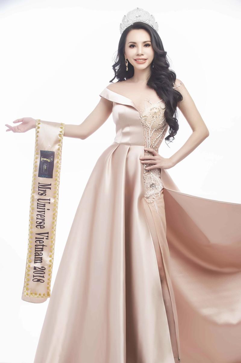 Quý bà hoàn vũ thế giới 2018 có đại diện đến từ Việt Nam - ảnh 3