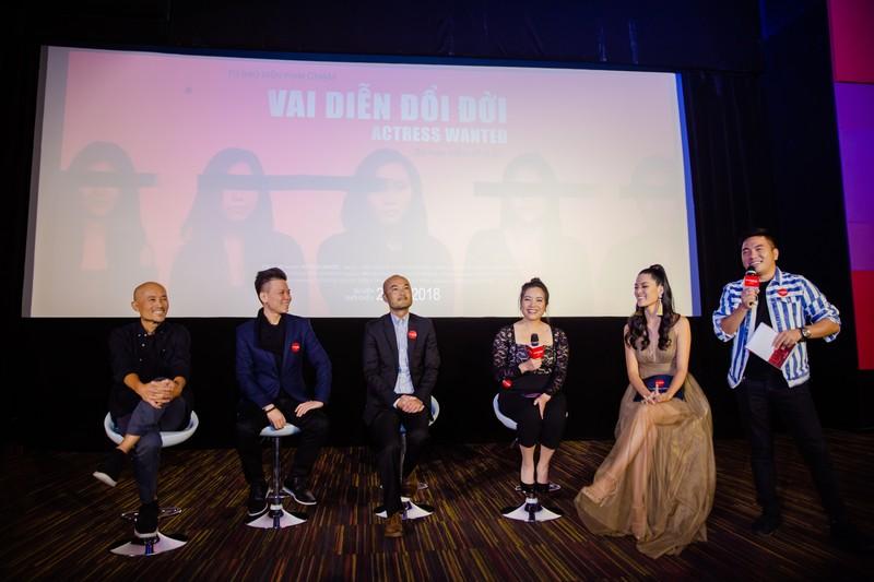 'Vai diễn đổi đời' phim Việt được quay ở Mỹ chính thức ra mắt  - ảnh 6