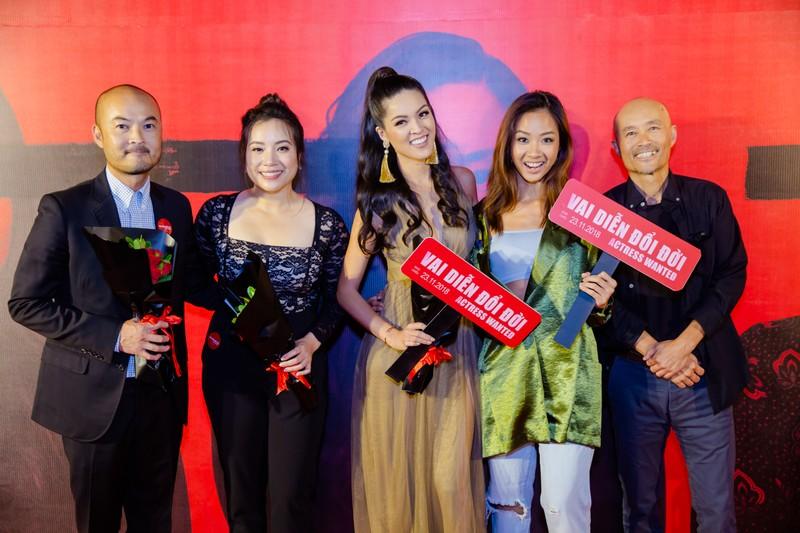 'Vai diễn đổi đời' phim Việt được quay ở Mỹ chính thức ra mắt  - ảnh 4