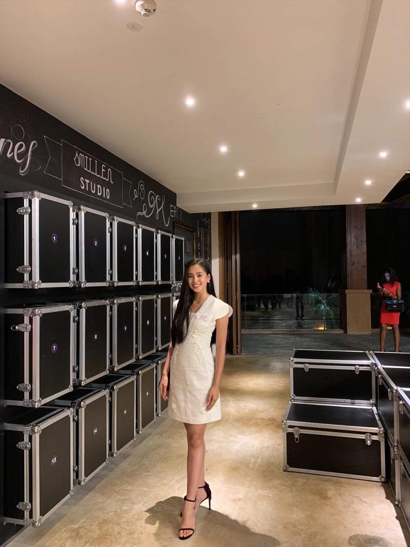 Tin vui lớn từ Hoa hậu Tiểu Vy tại Miss World 2018  - ảnh 3
