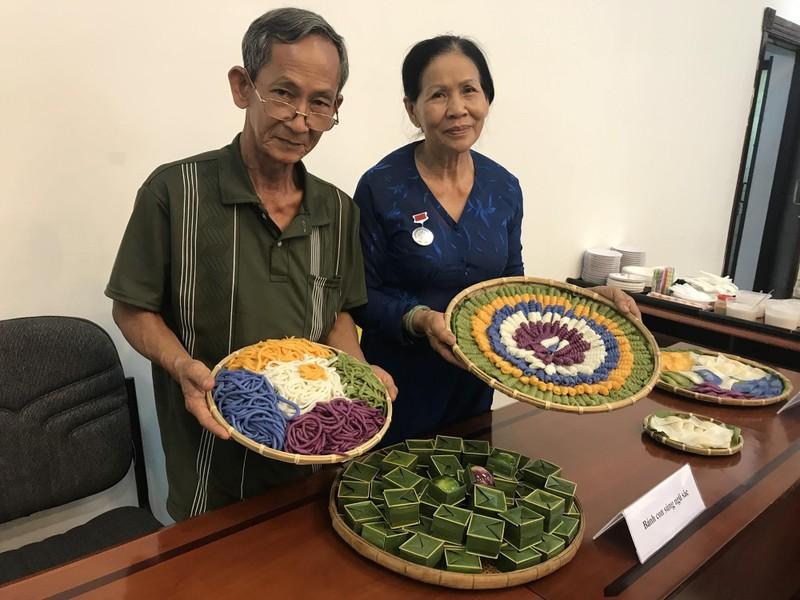 Hơn 100 loại bánh tại lễ hội Bánh dân gian Nam Bộ  - ảnh 4