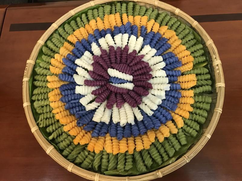 Hơn 100 loại bánh tại lễ hội Bánh dân gian Nam Bộ  - ảnh 2
