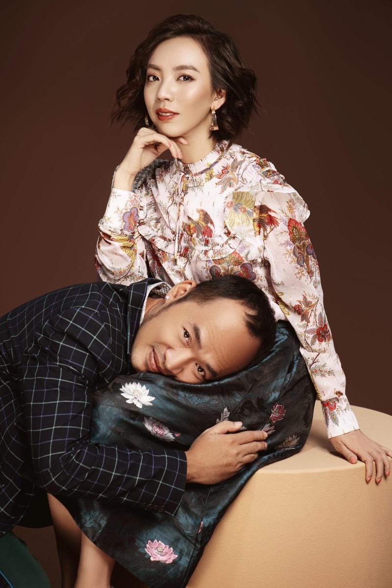 Vợ chồng Thu Trang và Tiến Luật sắp sinh con thứ 2?  - ảnh 3