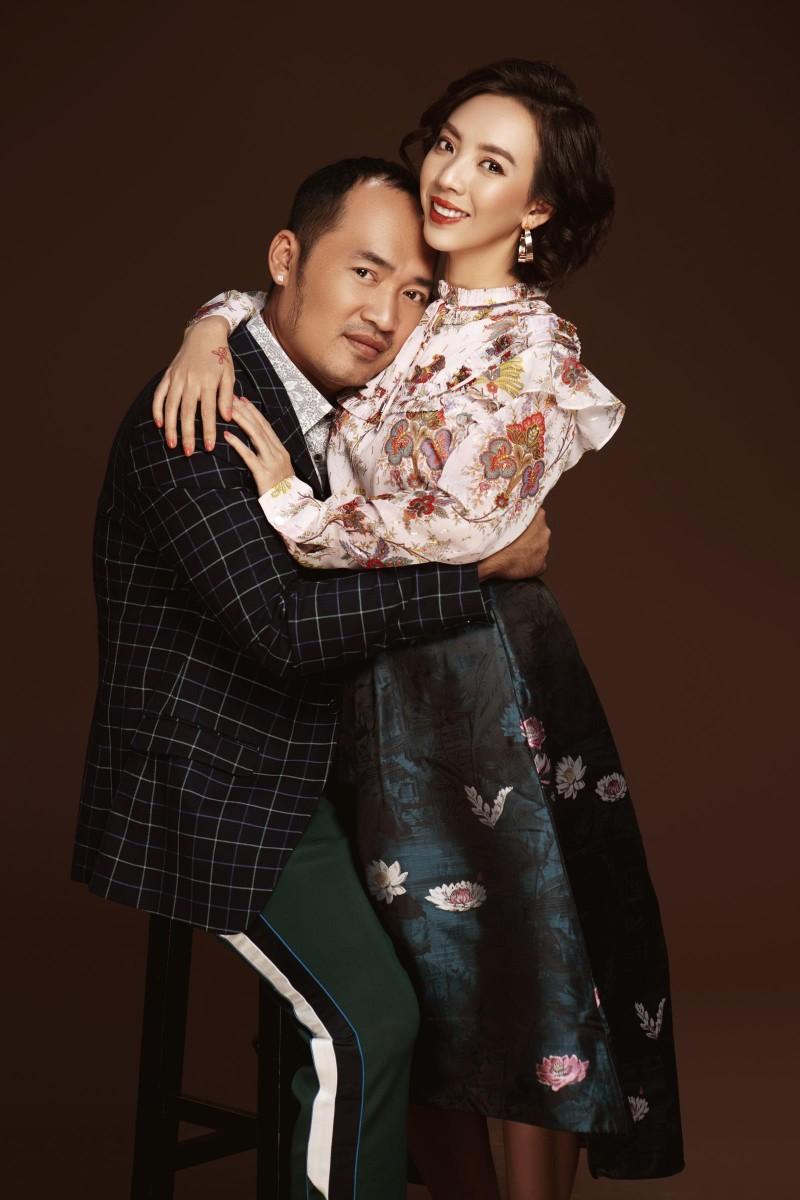 Vợ chồng Thu Trang và Tiến Luật sắp sinh con thứ 2?  - ảnh 2