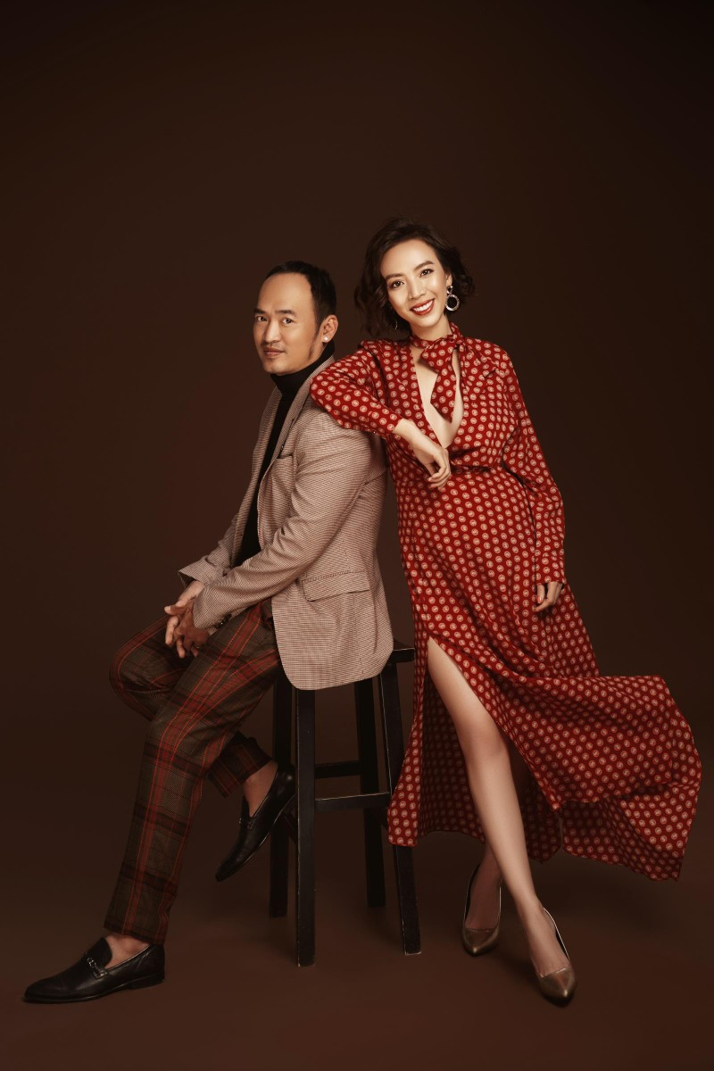 Vợ chồng Thu Trang và Tiến Luật sắp sinh con thứ 2?  - ảnh 1