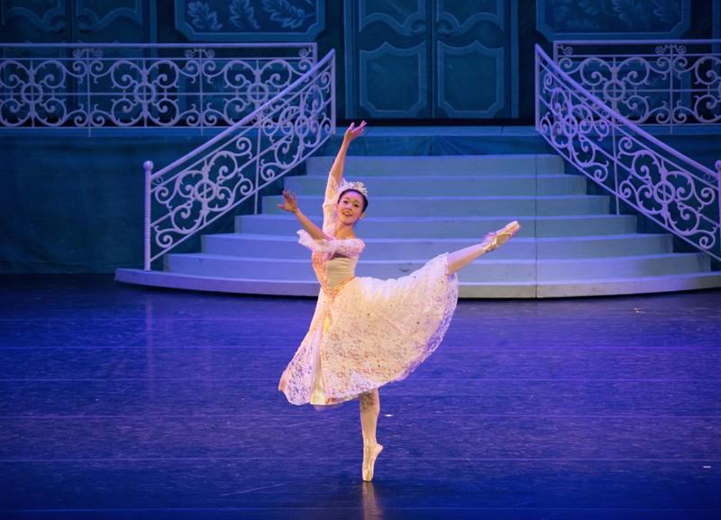 Sự trở lại mạnh mẽ của vũ kịch cô bé Lọ Lem - ảnh 1