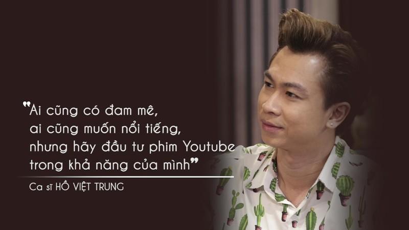 Hồ Việt Trung chia sẻ về việc ly hôn và làm YouTube - ảnh 4