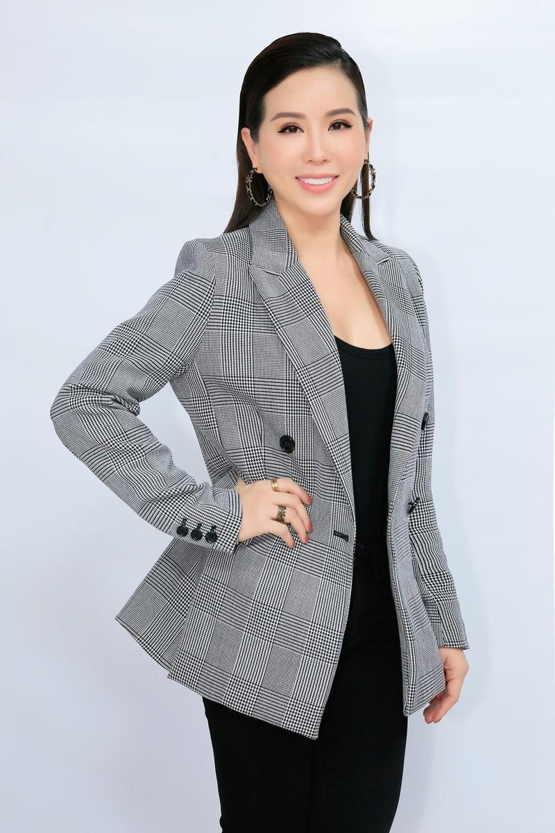 Hoa hậu Thu Hoài chia sẻ về những trăn trở khi con đồng tính - ảnh 5