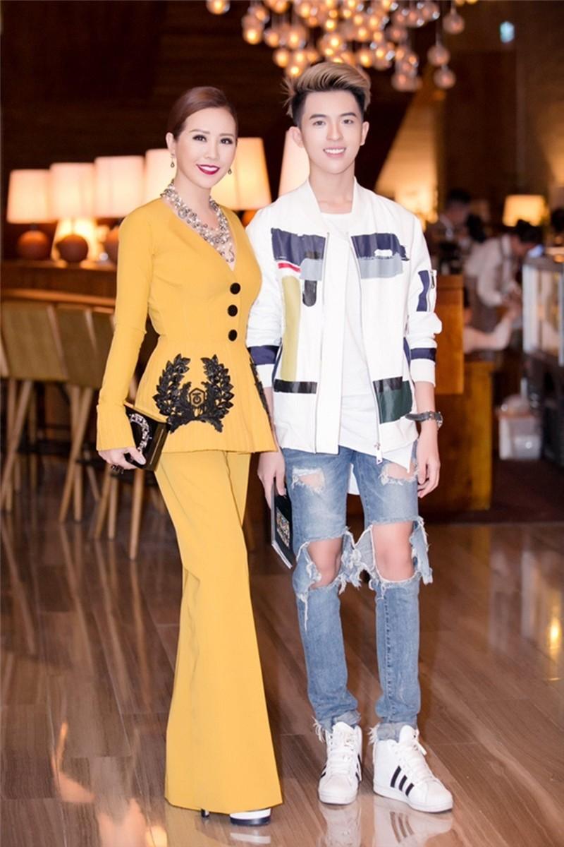 Hoa hậu Thu Hoài chia sẻ về những trăn trở khi con đồng tính - ảnh 4