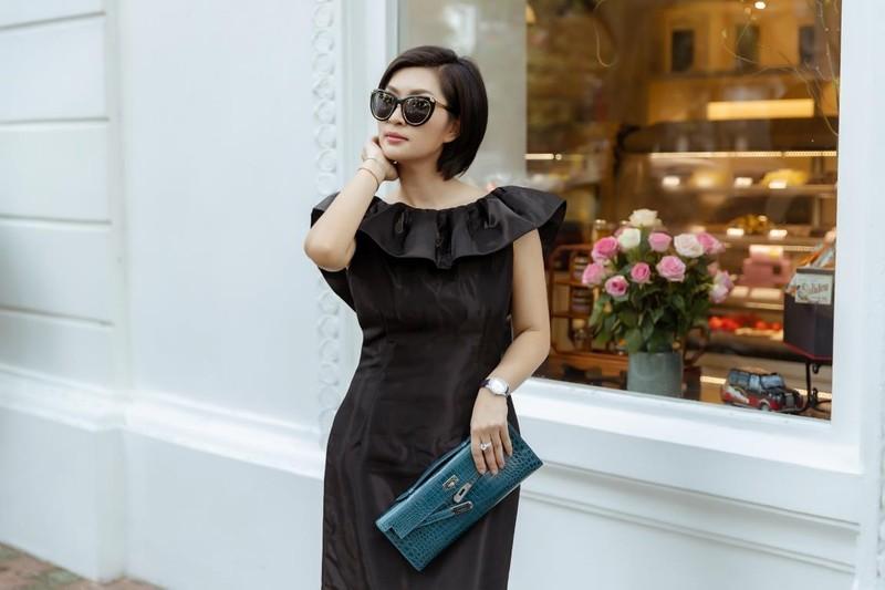 Nguyễn Hồng Nhung đã bước qua scandal ảnh nóng - ảnh 1
