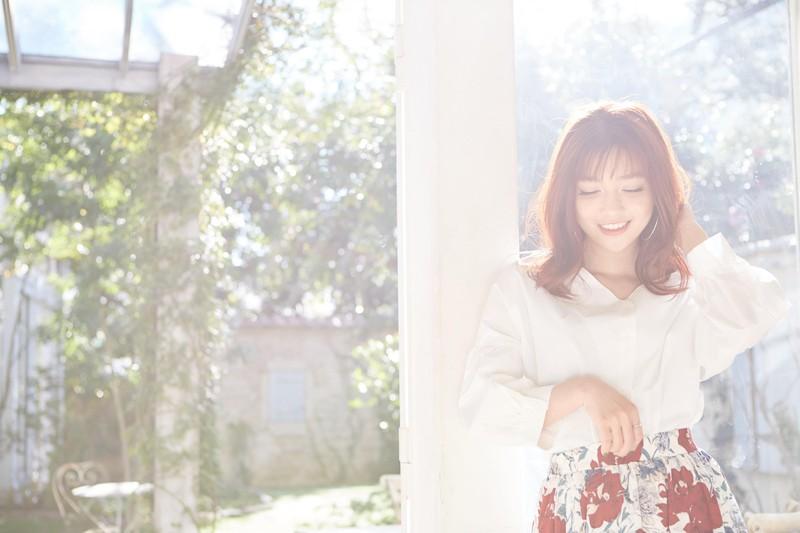 Nữ ca sĩ trẻ của Việt Nam phát hành abum ở Nhật - ảnh 3