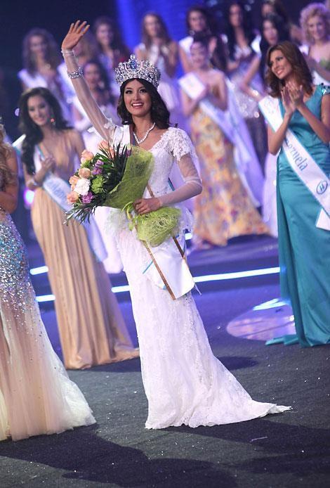 Hoa hậu siêu quốc gia làm giám khảo Hoa hậu doanh nhân quốc tế - ảnh 1