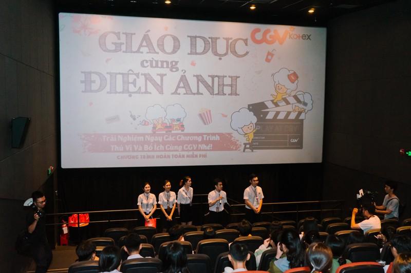 Giáo dục cùng điện ảnh mang kỹ năng sống đến gần với học sinh  - ảnh 3