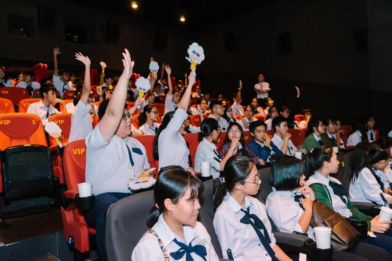 Giáo dục cùng điện ảnh mang kỹ năng sống đến gần với học sinh  - ảnh 2