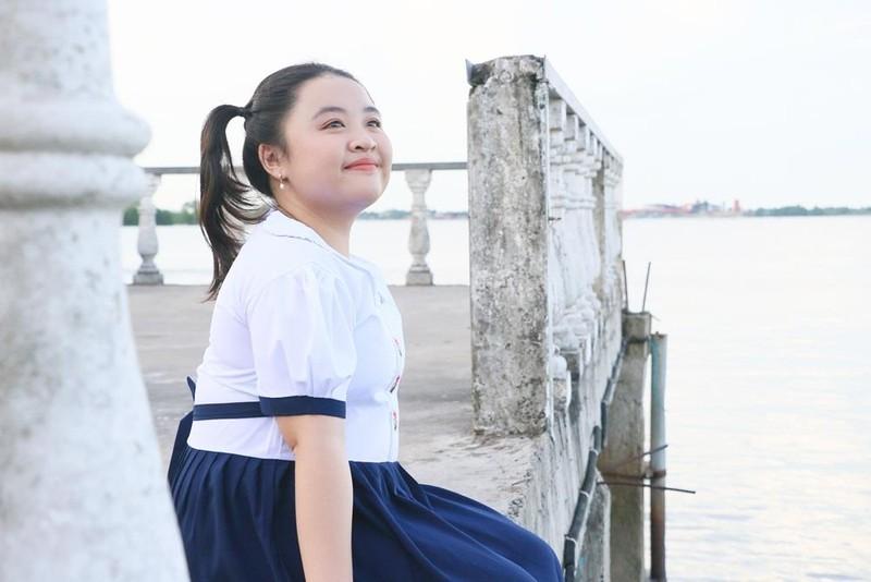 Khánh Hà 13 tuổi lấy nước mắt người xem với ca khúc về cha - ảnh 2