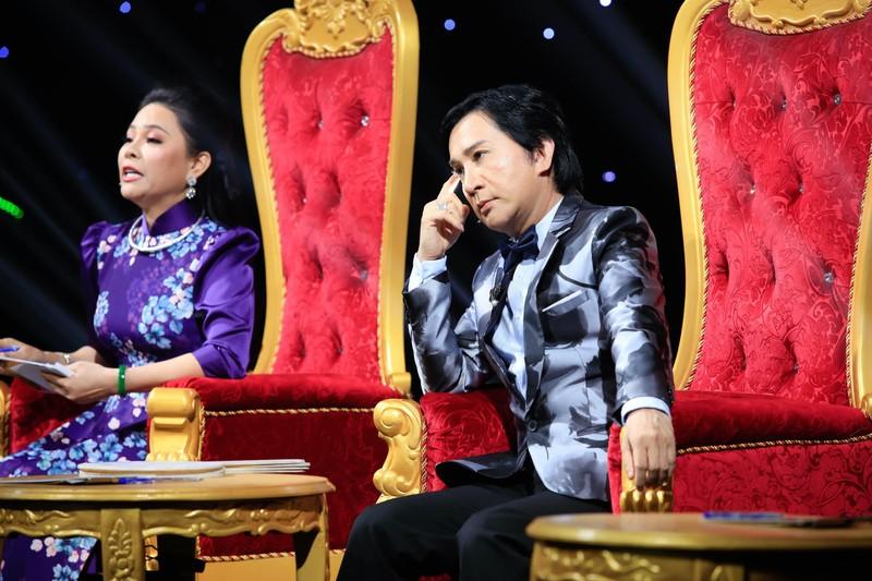 Kim Tử Long kiệt sức trong đêm thi nước rút của Sao nối ngôi - ảnh 3