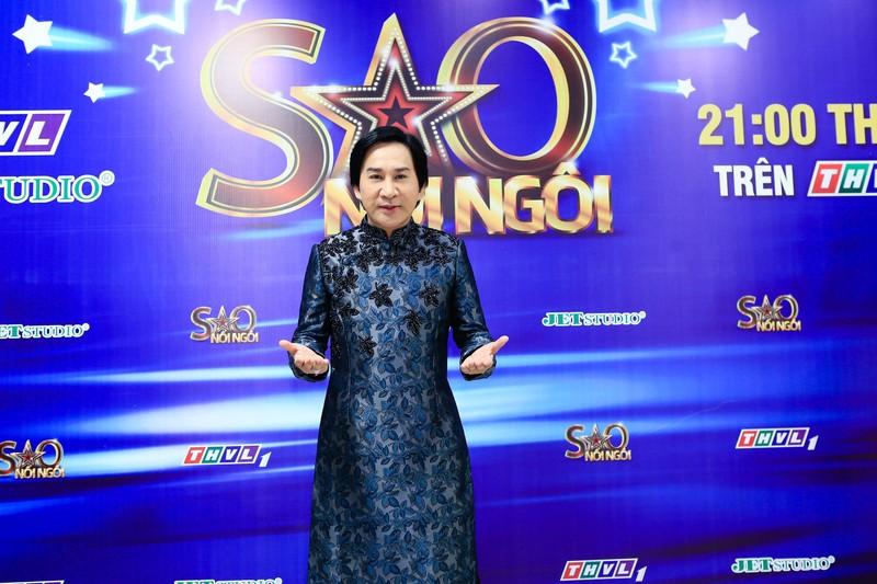 Kim Tử Long kiệt sức trong đêm thi nước rút của Sao nối ngôi - ảnh 4