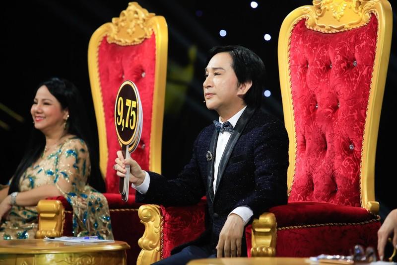 Kim Tử Long kiệt sức trong đêm thi nước rút của Sao nối ngôi - ảnh 2