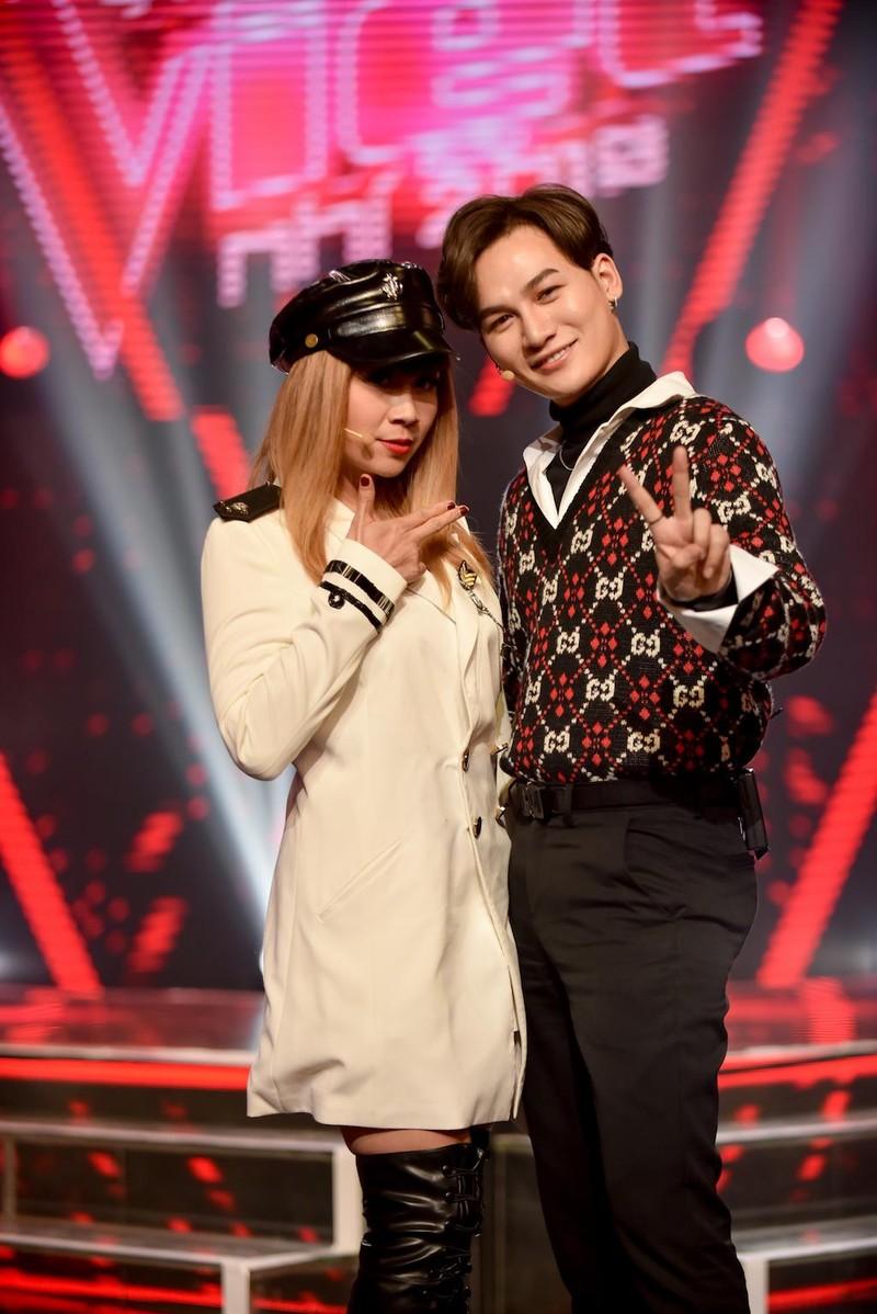 Hương Giang, Dương Cầm là cặp đôi 'gây bão' ở The Voice Kids - ảnh 3