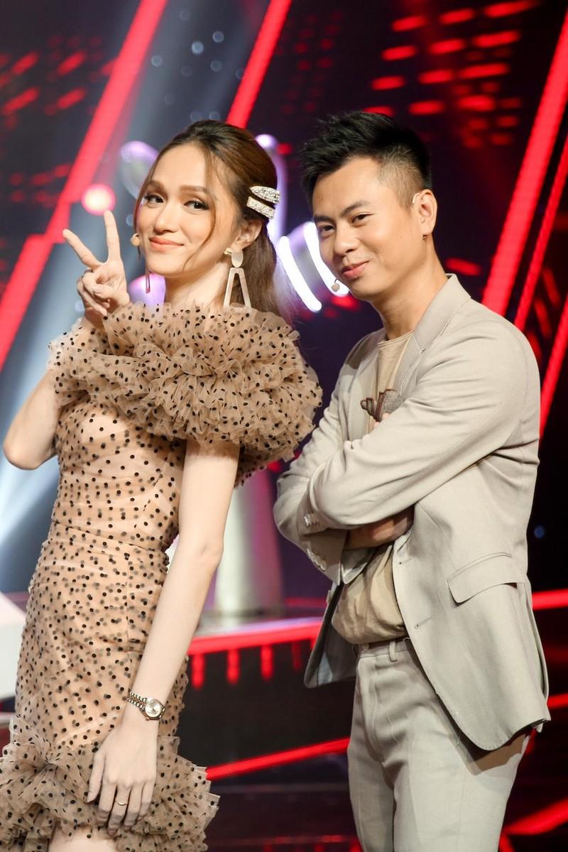 Hương Giang, Dương Cầm là cặp đôi 'gây bão' ở The Voice Kids - ảnh 1