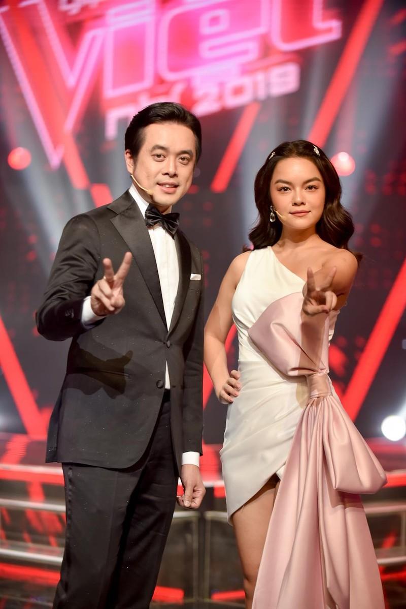 Hương Giang, Dương Cầm là cặp đôi 'gây bão' ở The Voice Kids - ảnh 2