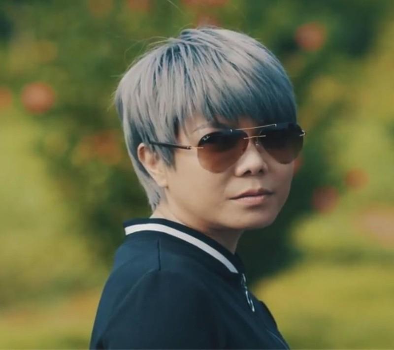 Việt Hương bầm dập suốt 15 ngày làm web drama 'Trật tự mới' - ảnh 2