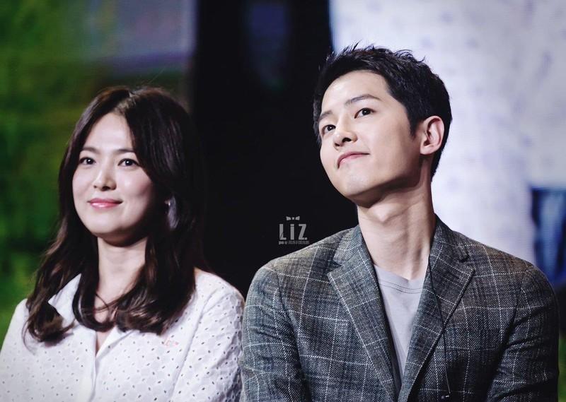 Song Joong Ki Và Song Hye Kyo ly hôn sau hai năm - ảnh 1